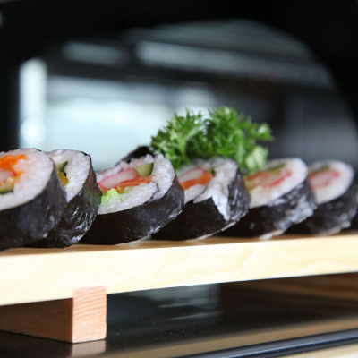 Afhaalkaart Sushi